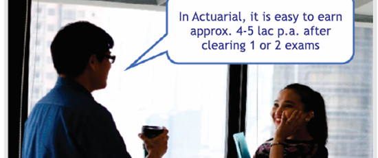 Breaking the myths around Actuarial profession